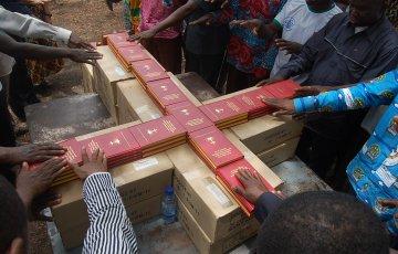 Dogosse New Testament dedication prayer